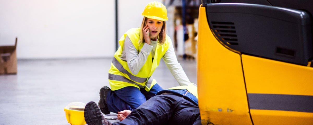 Réparations exigibles en cas d'accident du travail ou maladie