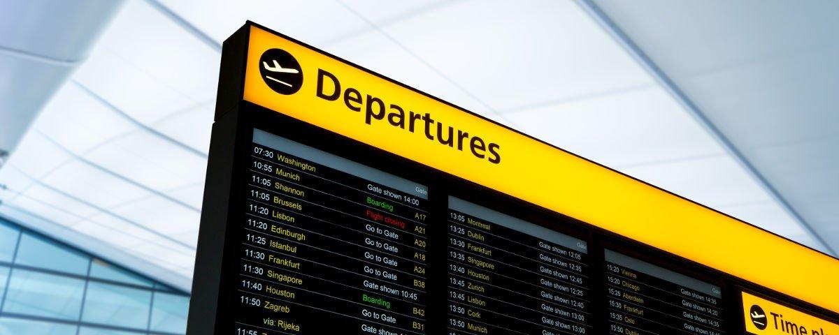 Les droits des passagers victimes de vols retardés (Union Européenne)