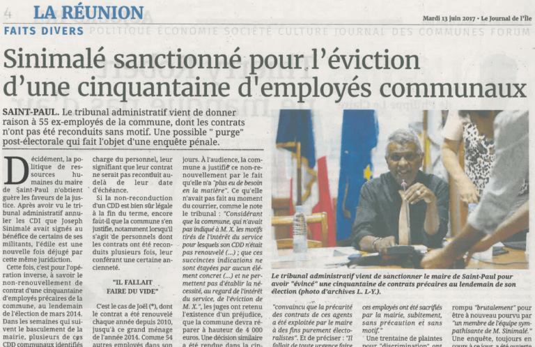 sanction-pour-eviction-cinquantaine-employes-communaux