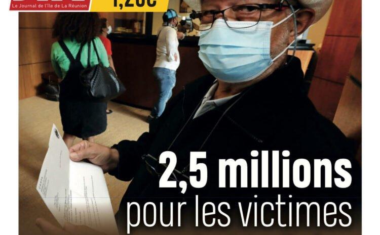 2,5 millions pour les victimes du Mediator